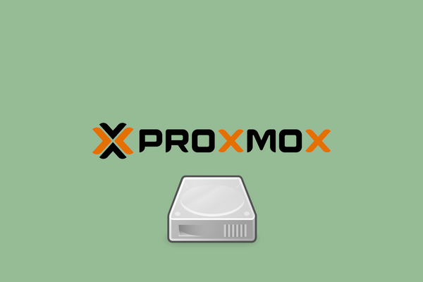 Proxmox - LVM SSD-Backed Cache